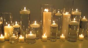 floating candle centerpiece ideas for weddings nucleus home