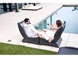 canap ext rieur fauteuil haut de gamme ou canapé exterieur modulable