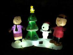 Snoopy Outdoor Christmas Decorations 18