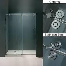 22 Inch Shower Door 22 Best Sliding Glass Shower Doors Images On Pinterest Showers