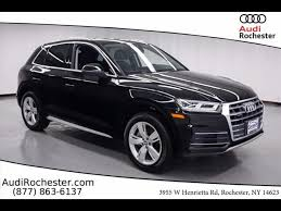 audi dealership rochester ny pre owned 2018 audi q5 2 0t premium suv in rochester 12002996pa