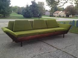 Vintage Modern Sofa Flexsteel Thunderbird Mid Century Modern Sofa Search