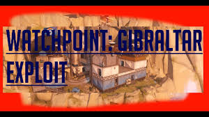 Show Gibraltar On World Map by Overwatch Leave The Map As Any Hero Exploit Ep 2 Watchpoint