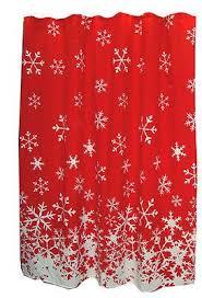 Christmas Bathroom Decor Sets by 32 Best Christmas Shower Curtain Set Images On Pinterest Shower