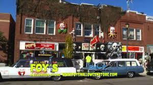 halloween city fairborn ohio foys halloween store v4 youtube