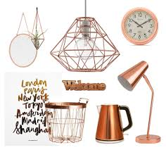 Affordable Home Decor Uk Copper And Bronze Homewares For Every Budget U2014 Cocochic Uk