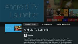 customize home how to customize your android tv home screen nvidia shield blog