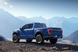 Ford Raptor Green - first drive 2017 ford f 150 raptor automobile magazine