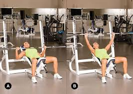 How To Do A Incline Bench Press Best 25 Bench Press Workout Ideas On Pinterest Bench Press