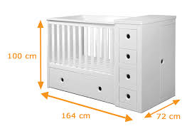 Mattress For Changing Table Quality 3 In 1 Cot Bed Changing Table Chest Of Drawers
