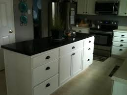 How To Finish Unfinished Cabinets Assembled 36x34 5x24 In Base Kitchen Cabinet In Unfinished Oak