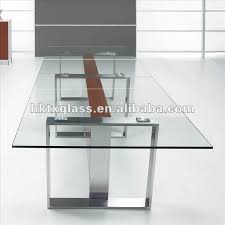 Glass Boardroom Tables Glass Top Conference Table Glass Top Conference Table Suppliers