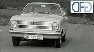 opel rekord 1965 opel rekord b opel kadett b und opel admiral zur iaa 1965 youtube