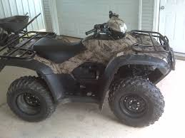 100 honda rubicon 2015 honda foreman rubicon down the trail