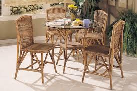 Rattan Bistro Chairs Designer Wicker U0026 Rattan Bistro Porch Set Richard Parks