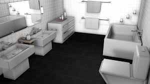 speed art 3d modeling modern bathroom c4d youtube