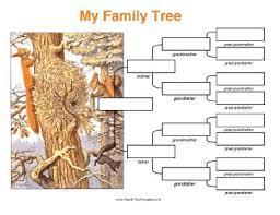 68 best family tree templates images on pinterest history