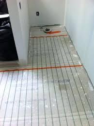 Heated Bathroom Rug Heated Bathroom Rug Impressive Amazing Electric Underfloor Heating