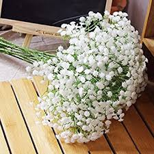 silk baby s breath no 1 silk artificial baby breath gypsophila flower