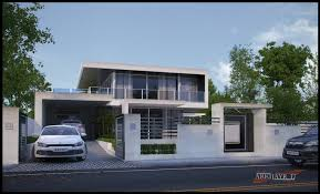 modern small homes designs exterior under gorgeous dream house