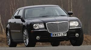 chrysler 300c chrysler 300c news srted out 2008 top gear