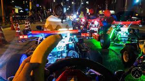 imagenes tokyo japon tour de mario kart dans les rues de tokyo au japon