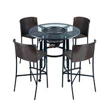 Bar Height Patio Furniture by Pub Style Patio Furniture Bar Style Outdoor Furniture Tall Patio
