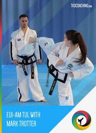 juche pattern video eui am tul with mark trotter tkdcoaching com taekwon do expert