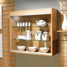 wall mounted kitchen display cabinets crockery unit design ideas wall mounted display cabinets