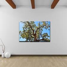 35 3 piece tree wall art aliexpresscom buy 3 piece canvas chris doherty 039 tree 039 3 piece canvas wall art set ebay
