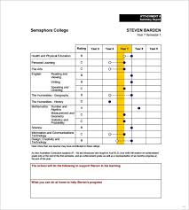 report card template high school report card template cooperative icon marevinho