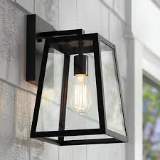 Outdoor L Post Lighting Fixtures Outside Light Fixture Leandrocortese Info
