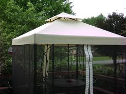 8x8 Gazebos by Mosquito Netting For Patio Lowes Patio Outdoor Decoration