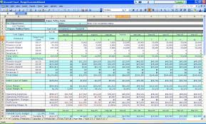 Forecast Spreadsheet Template Small Business Expense Spreadsheet And Business Budget Spreadsheet