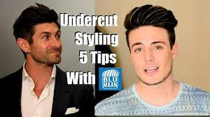 undercut hairstyle tutorial 5 styling tips for medium length