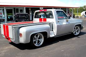 customized chevy trucks 73 through 79 c10 1982 chevrolet c 10 custom shortbed pickup