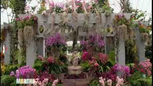 Botanical Garden Orchid Show New York Botanical Gardens And Orchid Show Martha Stewart