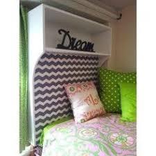 shelves as a headboard dorm living pinterest shelves dorm