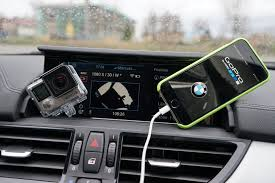 bmw connect gopro 4 connect app bmw idrive or mini german