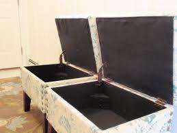 Bathroom Ottoman Storage by Custom Diy Mudroom Cubby Design With Locker Hooks And Drawer Shoe