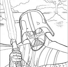 darth vader coloring pages fighting darth vader coloring pages