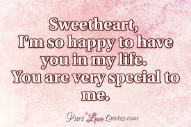 sweetheart i m so happy to you in my you are