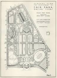 Cedar Fair Parks Map Historic Dallas Flashback Dallas Page 2