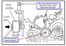 1999 nissan pathfinder engine diagram belt engine automotive