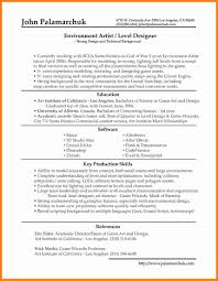 Best Resume Game by How To Update A Resume Examples