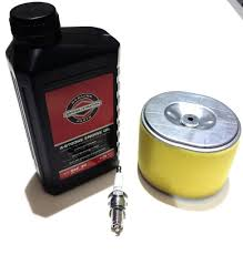 honda gx390 service kit includes oil air filter and spark plug