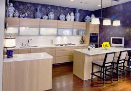 wallpaper in kitchen ideas 25 beautiful kitchen decor ideas bringing modern wallpaper
