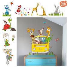 serie golo kids childs vinyl wall sticker mural various animal serie golo kids childs vinyl wall sticker mural various animal designs
