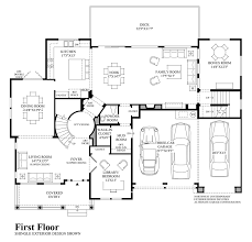 belvedere at bellevue the putvin with basement home design 1st floor floor plan