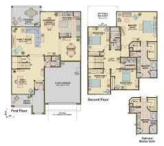 Garage Loft Floor Plans Tucson